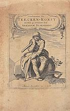 BLOEMAERT, Abraham – Fondamenten der teecken-konst. Aerdigh geinventeert door Abraham Bloemaert