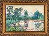 ROIDOT, Henri (1877 - 1960) – Stille Vijver, Henri Roidot, €100