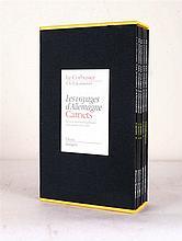 LE CORBUSIER – Les voyages d'Allemagne. Carnets. Skizzen- und Reisetagebucher Deutschland 1910/1911