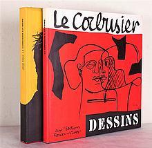 [LE CORBUSIER] PETIT, Jean – Le Corbusier. Suite de dessins