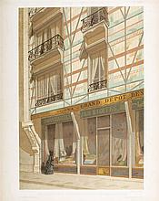 VIOLLET-LE-DUC – Entretiens sur l'architecture. Atlas