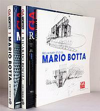 FUTUGAWA, Yukio (ed.) – Mario Botta. GA Architect - Global Architecture. Chronicle of Modern Architects