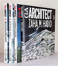 FUTUGAWA, Yukio (Ed.) – Zaha M. Hadid GA Architect - Global Architecture. Chronicle of Modern Architects