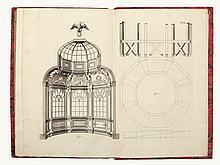 HORST, Tieleman van der – Theatrum machinarum universale; of nieuwe algemeene bouwkunde - Nieuwe algemeen bouwkunde van trappen.