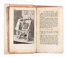 [GRAVEERKUNST] – The history and art of engraving. Containing 1. The Rise and progres of Engraving. 2. Of Engraving in general 3. Of Engraving, Etching, and Scraping of copper, as now practised 4. An Idea of a Fine Collection of Prints and 5. The