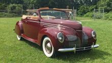 1939 Lincoln-Zephyr V-12