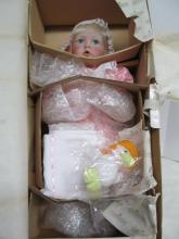 (702) Molly the Summer Baby ~ Ashton Drake Galleries ~ New In Box ~ Limited Edition