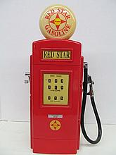 (12) Red Star Gasoline Gas Tank Telephone by Randix 20