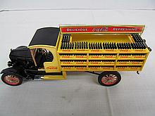 (36) 1922 Coca-Cola Delivery Truck Replica ~ Loaded w/Crates of Coca-Cola & Dolly