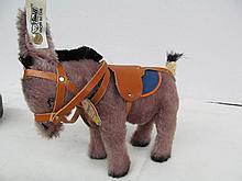 (984) Steiff Original Donkey