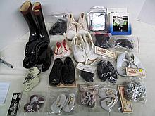 (9) Large lot of Doll Shoes ~ Various Styles, Sizes & Colors