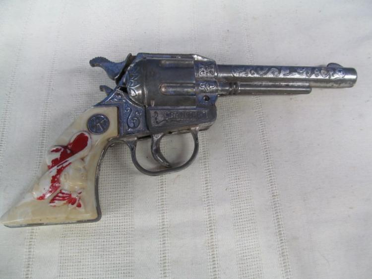 VINTAGE RANGER HOPALONG CASSIDY TOY CAP GUN