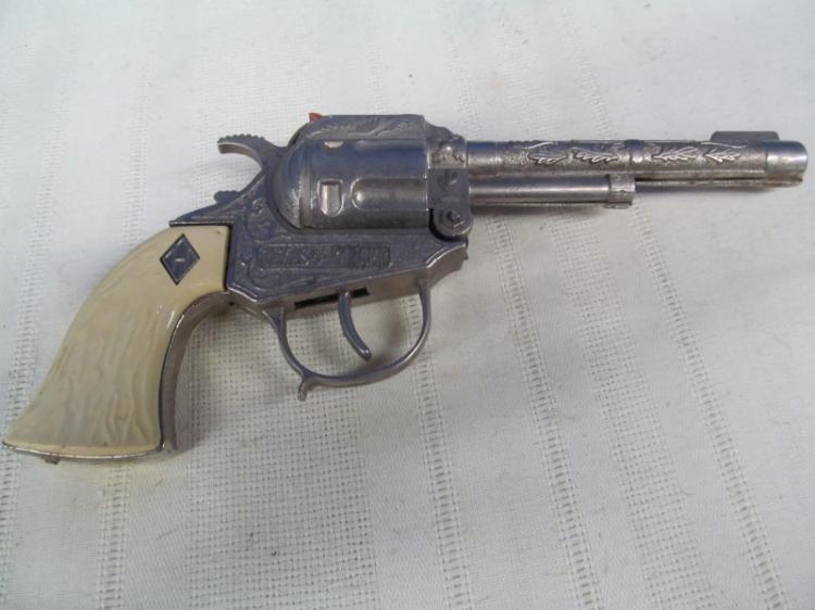 VINTAGE TEXAS RANGER TOY CAP GUN