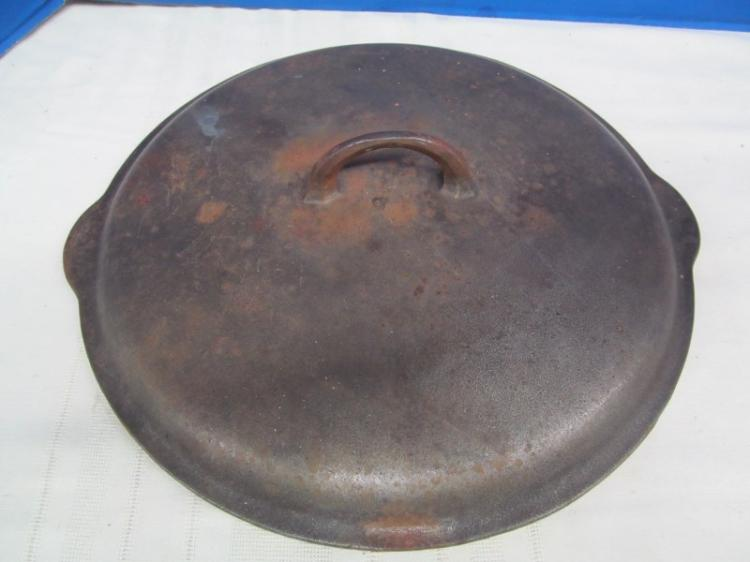 VINTAGE GRISWOLD No. 12 ~ 472 CAST IRON LID
