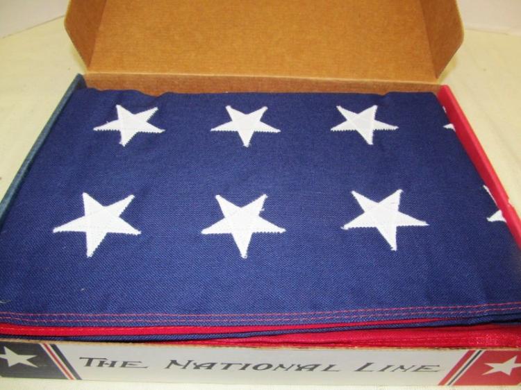 4' X 6' 48 STAR FLAG