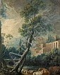 JULIARD Nicolas-Jacques - « Temple de Vesta, Jacques Nicolas Julliard, Click for value