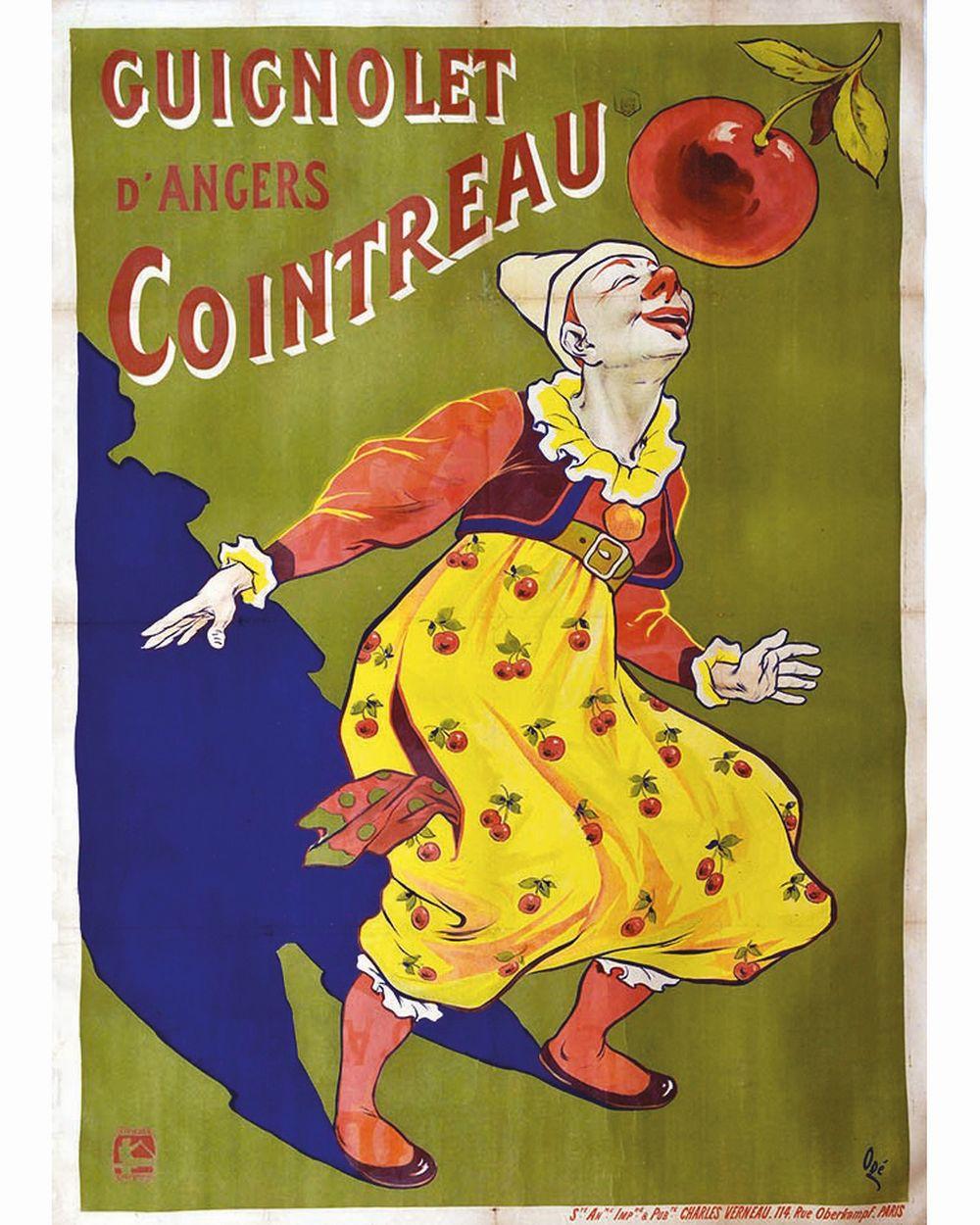 Guignolet Cointreau       Angers (Maine-et-Loire)