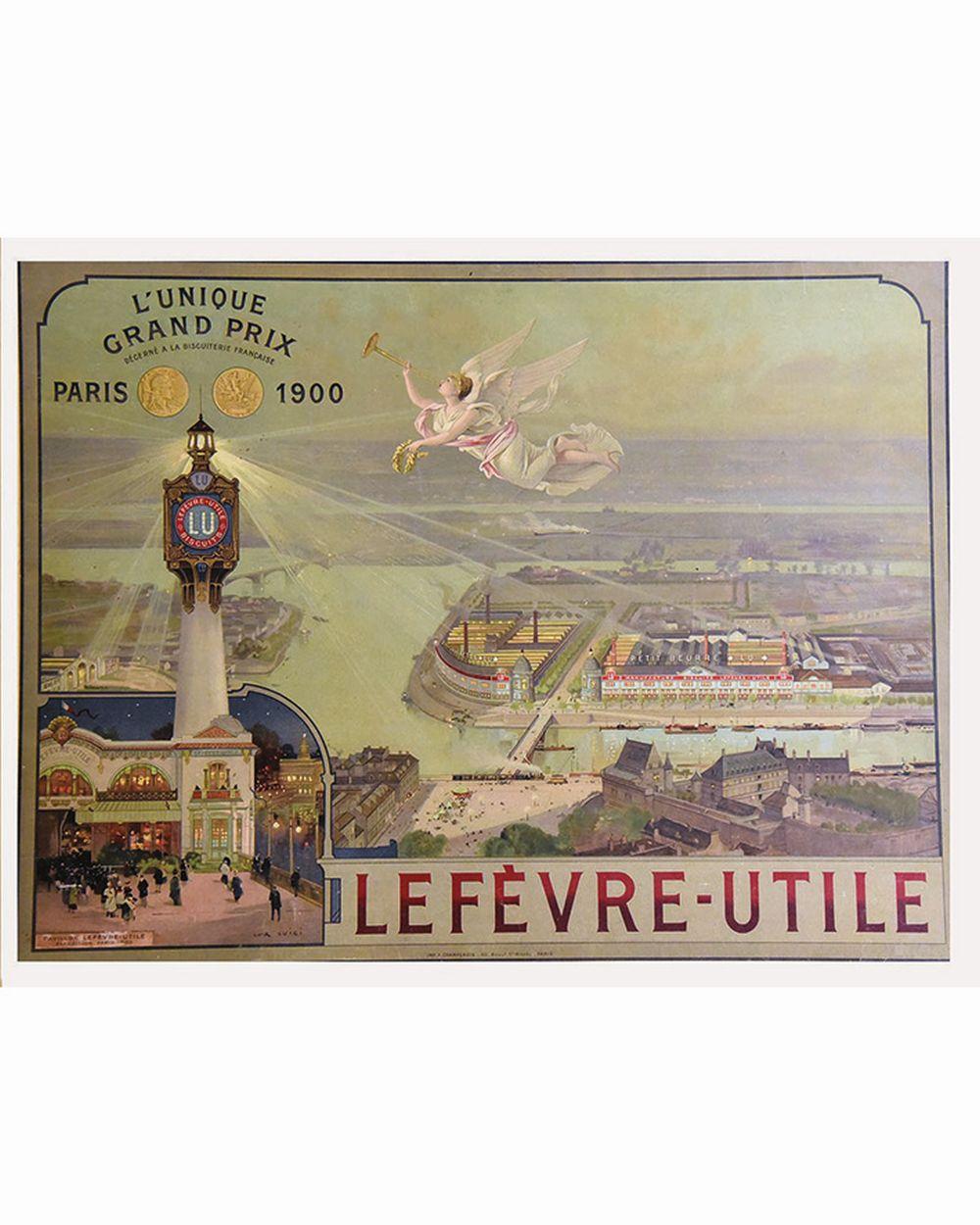 LOIR LUIGI - Lefèvre - Utile     1900