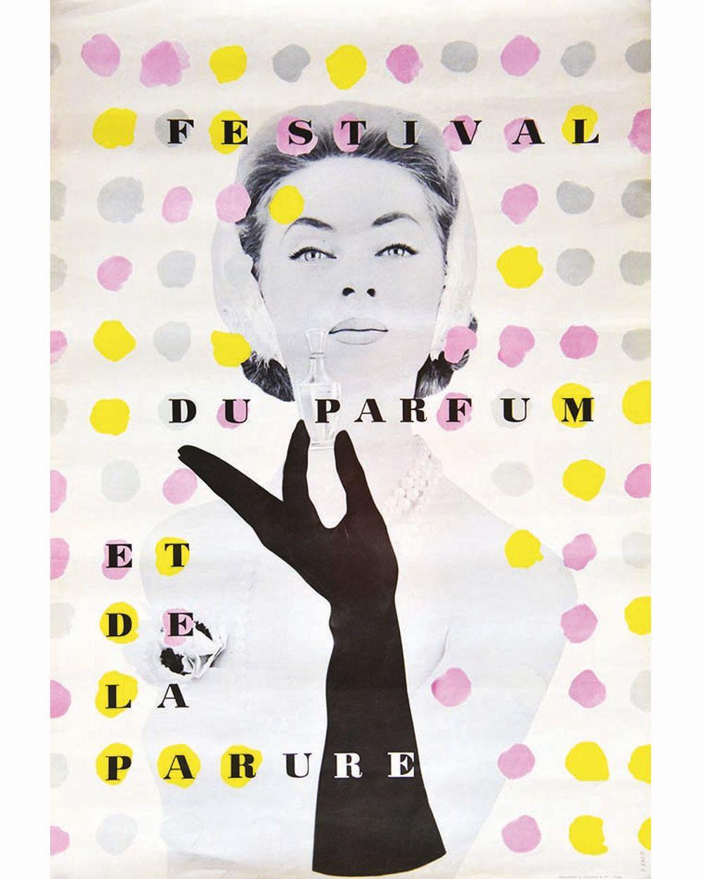 KNAPP P. - Festival du Parfum et de la Parure     vers 1950