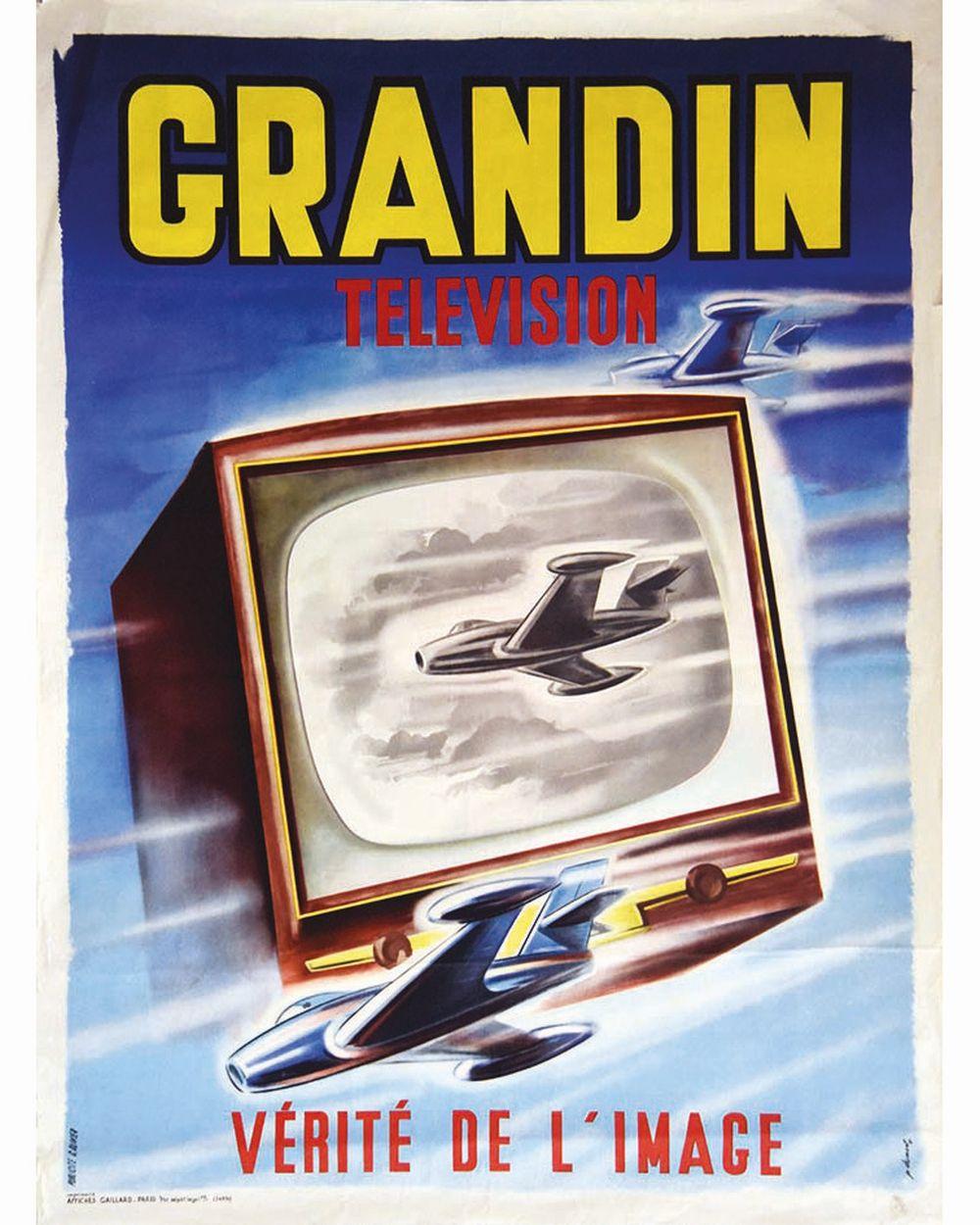 DUMONT PIERRE - Grandin Télévision Vérité de L'Image     1957