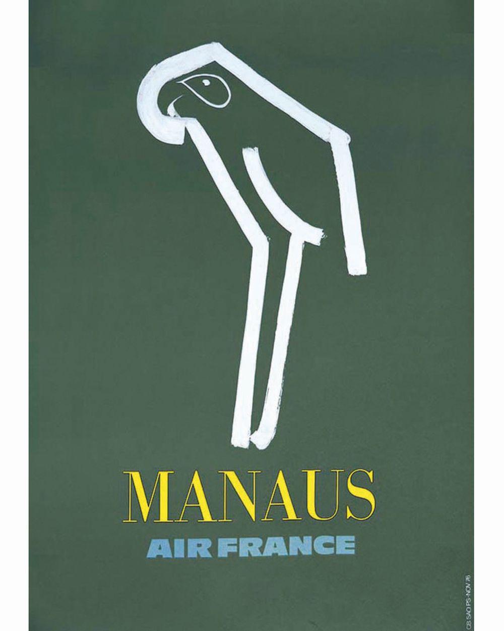 BRUNSWICK  C. - Manaus Air France     1976