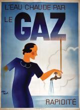 Le Gaz - L'eau Chaude par le Gaz Rapidité