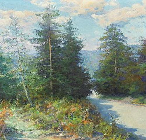 Vasili Filippovich Levi Ryssland 1878-1954.