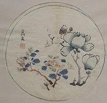 Hu Zhengyan Kina 1580-1671. Efter, 1800-tal.