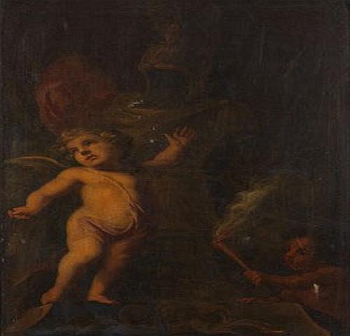 Charles Lebrun Frankrike 1619-1690. Efterföljare