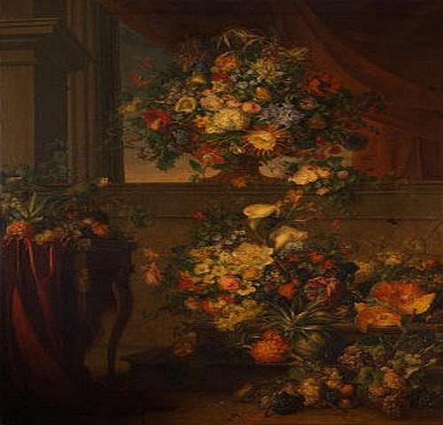 Franz Xaver Petter 1791-1866 Österrike. Frukt- och