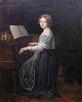 Julius Ludwig Asher Tyskland 1804-1878. Kopia
