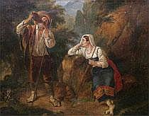 Charles Lock Eastlake England 1793-1865.