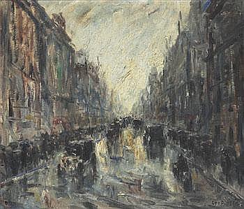 Otto Pippel Tyskland 1878-1960.