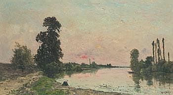 Hippolyte Camille Delpy Frankrike 1842-1910.