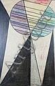 Vilhelm Bjerke-Petersen 1909-1957. Geometrisk