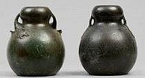 Hugo Elmqvist 1862-1930. Vaser två stycken.
