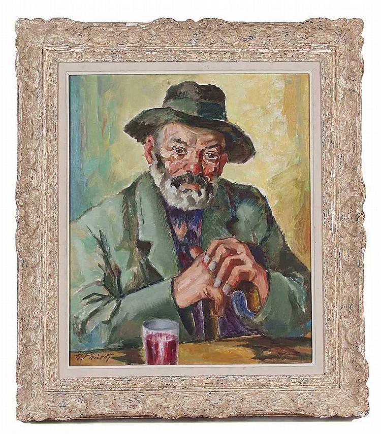Pricert, Raphael. Balta 1905-1967.