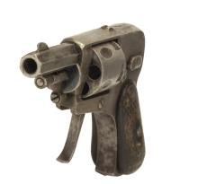 Lot 401: SPANISH VELO, CYCLIST DOG REVOLVER, .25 CAL