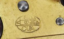 Lot 403: (2)ITALIAN COLT 1851 BLACK POWDER & CVA .32 PISTOL