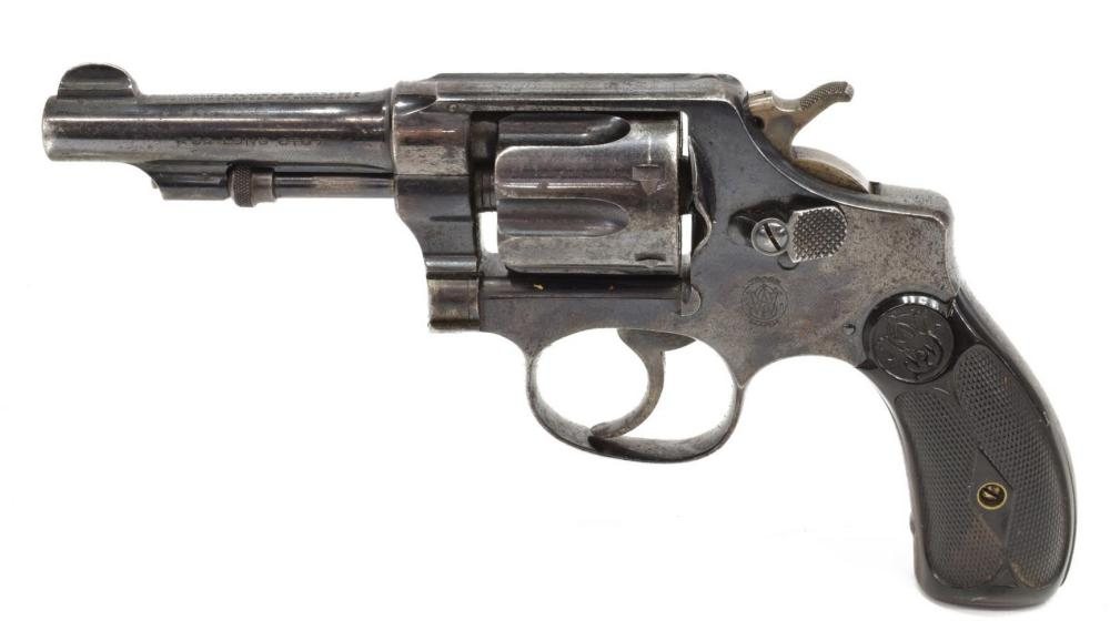 SMITH & WESSON 1903 HAND EJECTOR REVOLVER, .32LONG