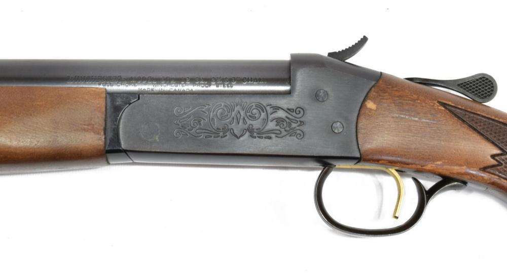 Lot 414: WINCHESTER MODEL 37A SHOTGUN, 12 GAUGE