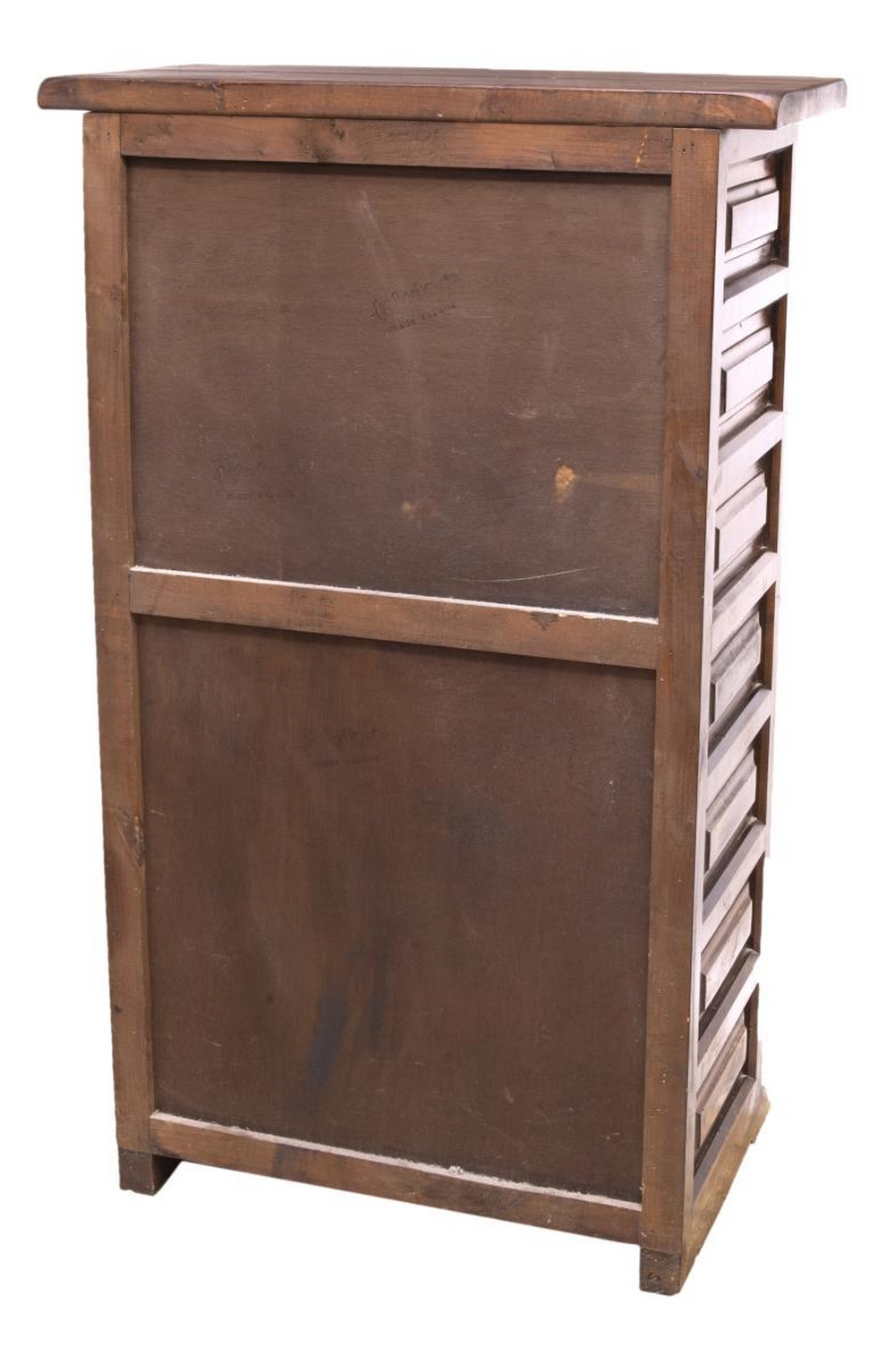 Lot 586: VINTAGE SPANISH BACHELORS CHEST, 20TH C.