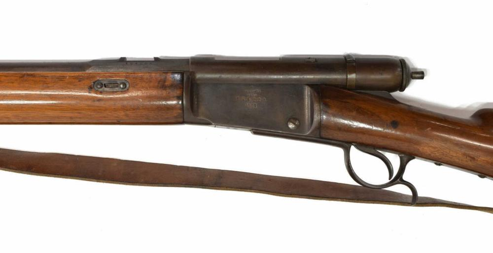 ANTIQUE SWISS VETTERLI MODEL 1878 RIFLE