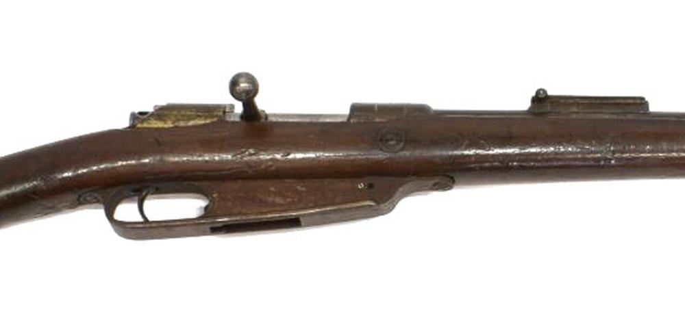 ANTIQUE GERMAN GEWEHR MODEL 1888 RIFLE
