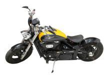 2008 SUZUKI BOULEVARD M50 MOTORCYCLE