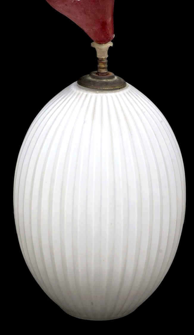 italian mid century modern pendant hanging light. Black Bedroom Furniture Sets. Home Design Ideas
