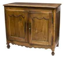 FRENCH PROVINCIAL 18TH C. SIDEBOARD