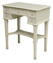 PAINTED FRENCH VANITY TABLE