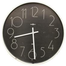 GEORGE NELSON & ASSOC. HOWARD MILLER WALL CLOCK