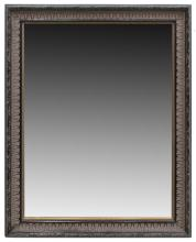 CONTEMPORARY BEVELED WALL MIRROR